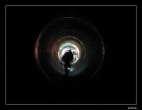 Nivellement de précision dans le puit blindé Cleuson-Dixence
