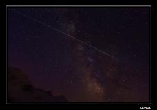 Photos astronomiques, voie lactée, station spatiale internationale ISS